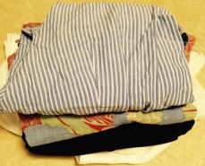 7 short sleeves blouses