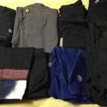 5 long athletic pants