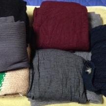 7 sweaters
